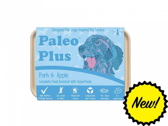 Paleo Ridge Paleo Plus Pork & Apple