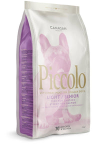 Piccolo Light/Senior for Dogs 750g