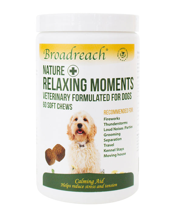 Broadreach Relaxing Moments Calming Aid Soft Chews