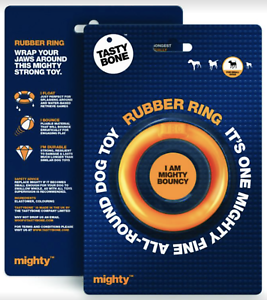 TastyBone Rubber Mighty Ring Small Dog