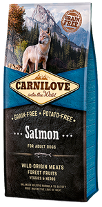 Carnilove Salmon Dry Dog Food