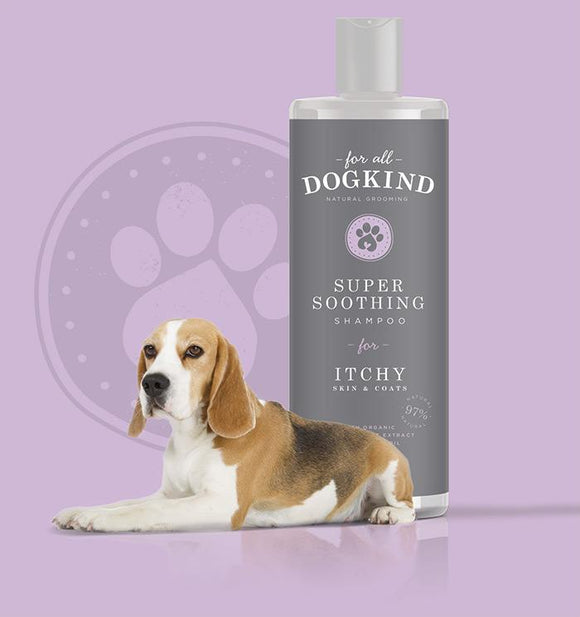 For All Dogkind - Super Soothing Shampoo for Itchy Skin & Coats