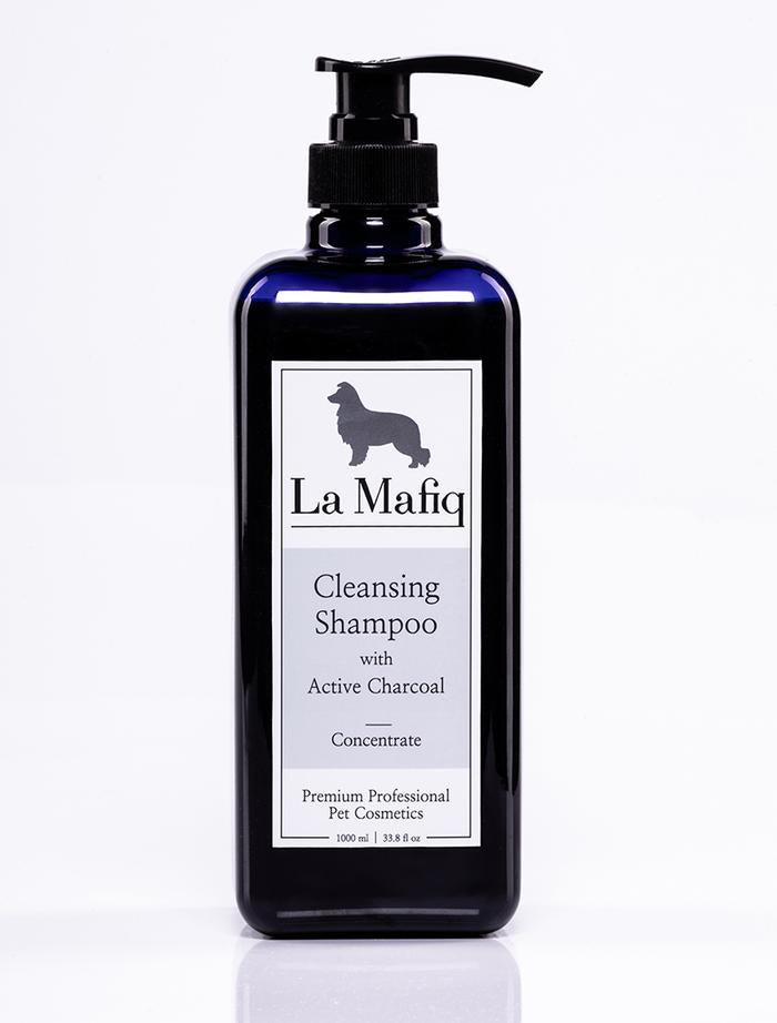 Cleansing Shampoo with Active Charcoal