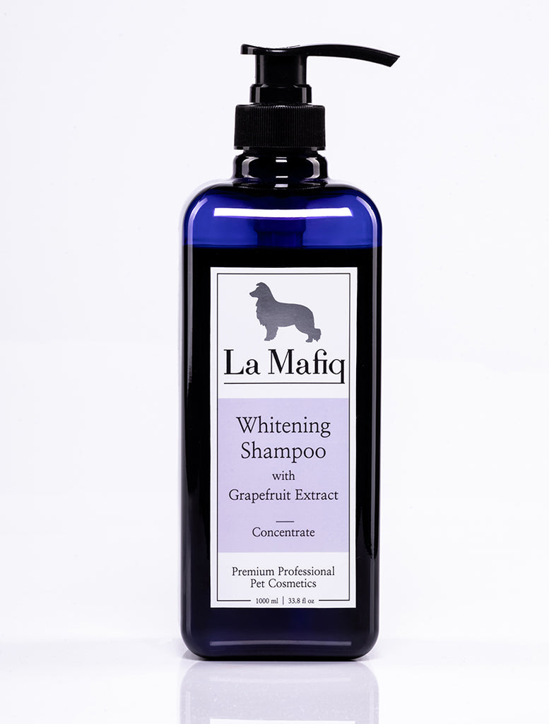 Whitening Shampoo with Grapefruit Extract