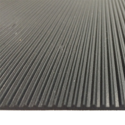 Viper Narrow Rib Rubber Matting