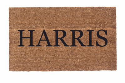 Personalized Coco Mats in Custom Sizes