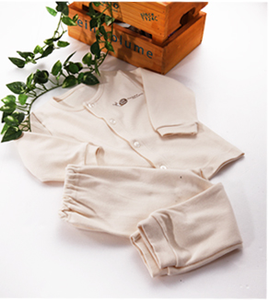 Organic Long-Sleeve PJ Set