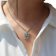 Load image into Gallery viewer, Infinity Pendant Necklace