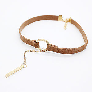 Choker Collar Necklace