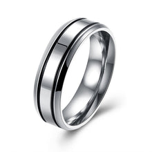 Load image into Gallery viewer, Mens Smooth Ring