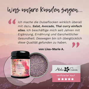 Bio Dulse aus dem Nord Atlantik in Irland 110 g