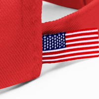 """My Rights Don't End Where Your Fear Begins"" American Victory Hat - 100% Made in America"