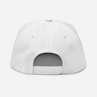 """Trust The Plan-Demic"" American Craftsmanship Hat - Embroidered in America (White)"