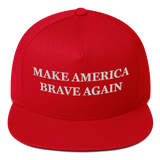 Make America Brave Again American Craftsmanship Hat - Embroidered in America