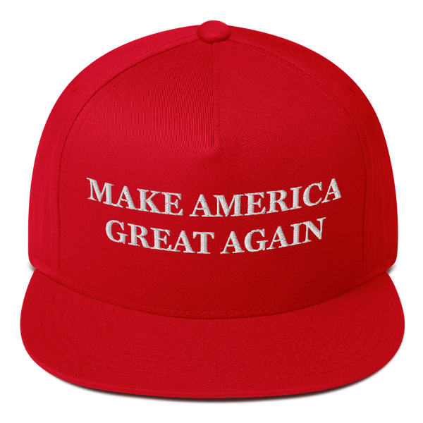 MAGA American Craftsmanship Hat - Embroidered in America