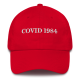 COVID 1984 American Victory Hat - 100% Made in America