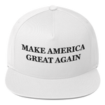 MAGA American Craftsmanship Hat - Embroidered in America (White)
