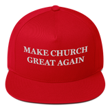 Make Church Great Again American Craftsmanship Hat - Embroidered in America