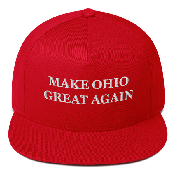 Make Ohio Great Again American Craftsmanship Hat - Embroidered in America