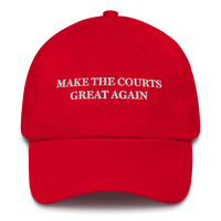 """Make The Courts Great Again"" American Victory Hat - 100% Made in America"