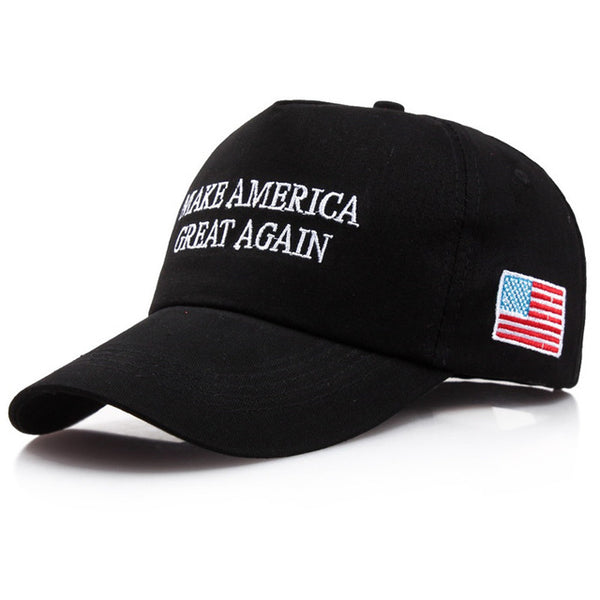 Make America Great Again Hat - With American Flag 🇺🇸