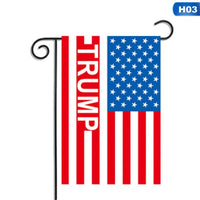 Trump Garden Flag - USA