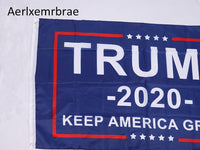 Trump 2020 Campaign Flag: Keep America Great - Trump Flag