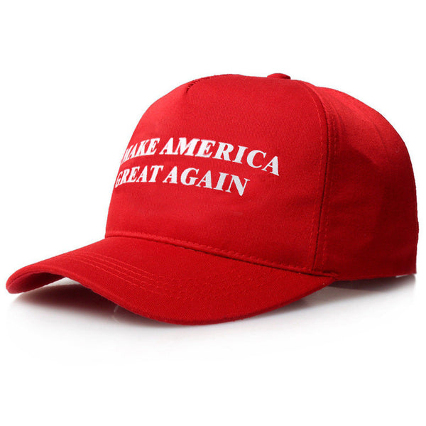 Best seller - Classic Make America Great Again Red 2016 Victory Hat - Screen Printed