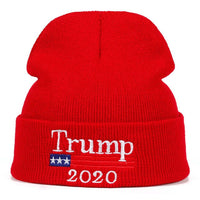 By Popular Demand: Trump 2020 Winter Hats (Victory Red)
