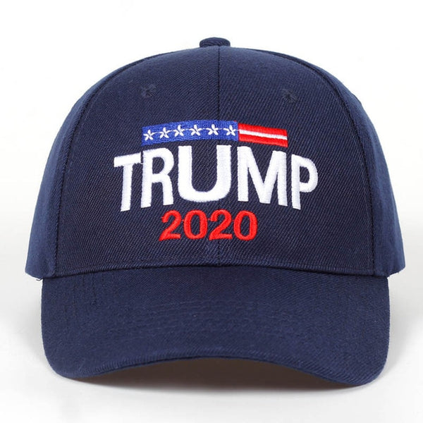 Trump 2020 Hat (Navy Blue)