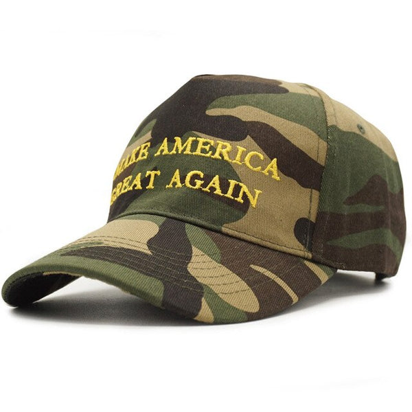 By Popular Demand - Make America Great Again Hat - Military Camouflage