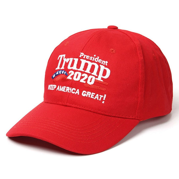 Trump 2020 - Keep America Great (Victory Red)