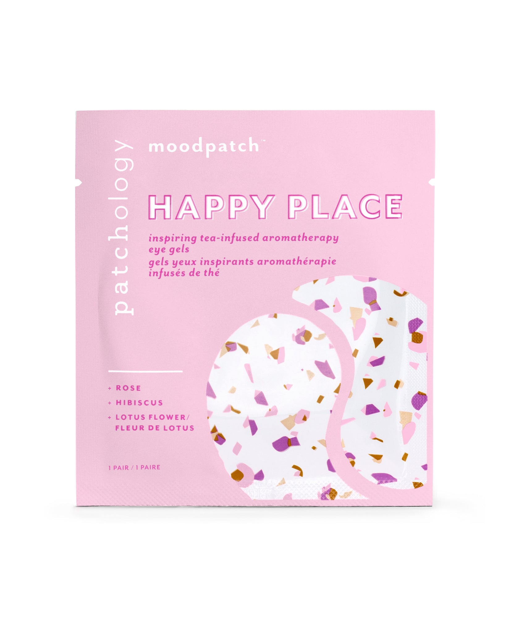 Happy Place Eye Gel Patches 5-Pack