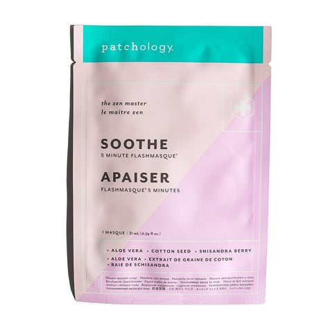 Flashmasque Soothe 5-Minute Sheet Mask