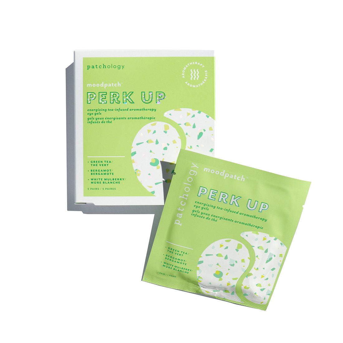 Perk Up Eye Gel Patches 5-Pack