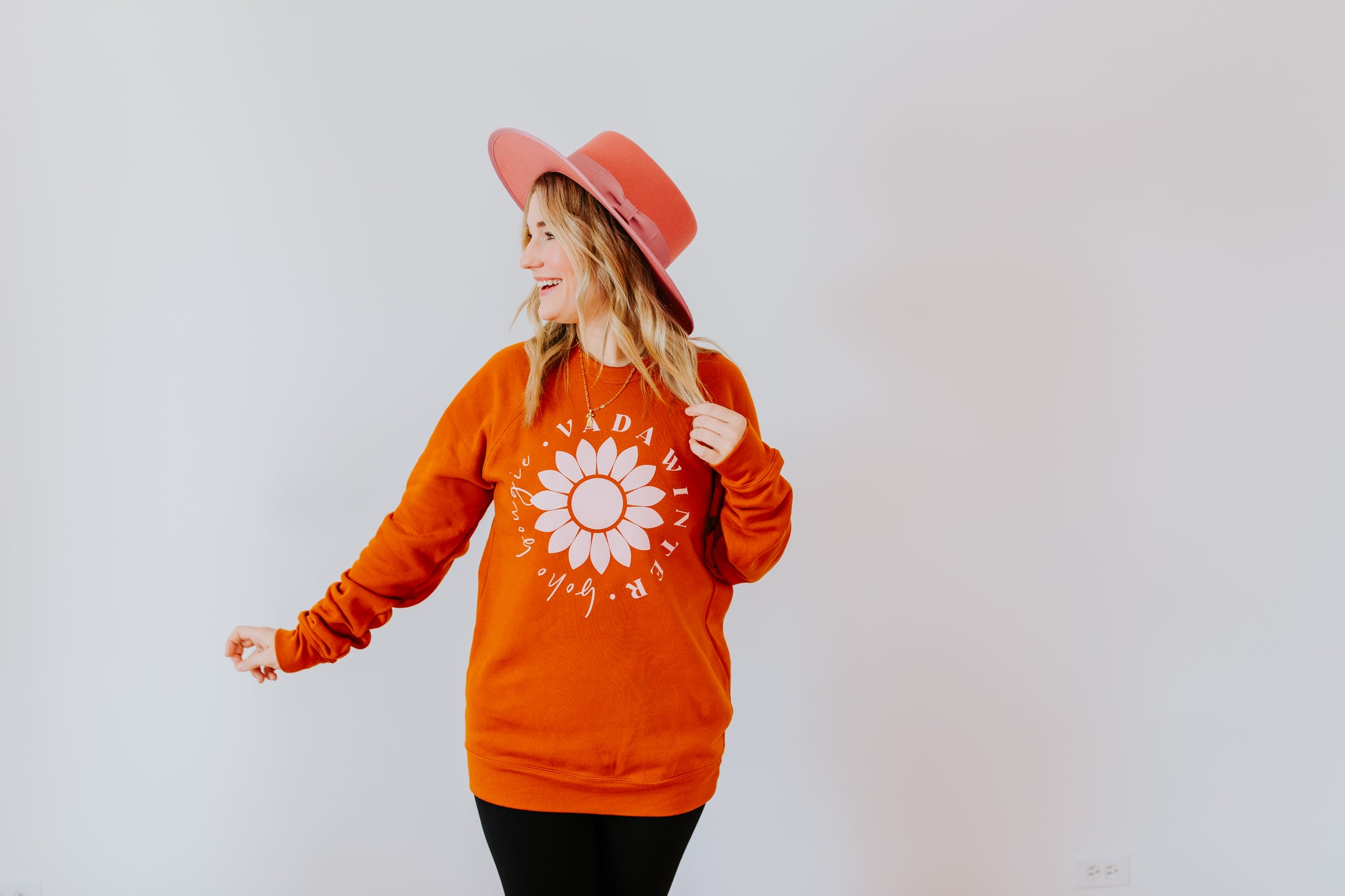 Boho Bougie Vada Winter Sweatshirt