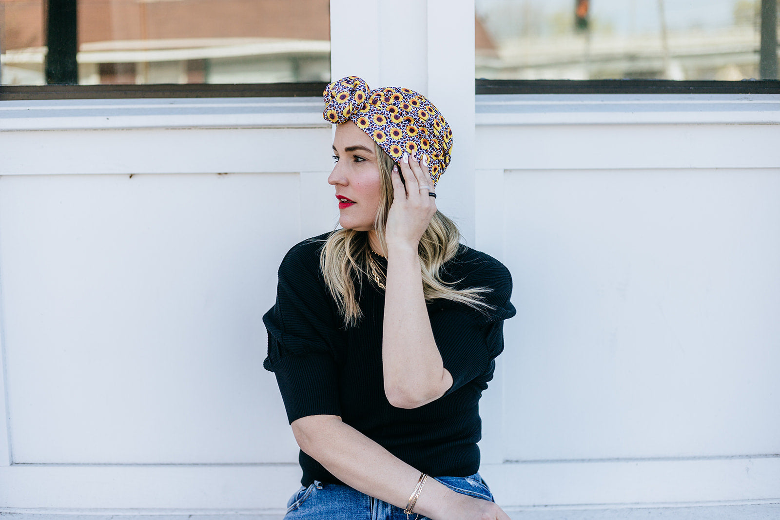 The Desirae Turban