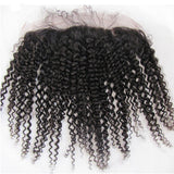Brazilian top virgin lace frontal