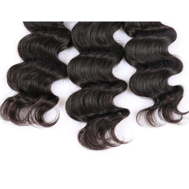 Brazilian  top virgin hair bundles