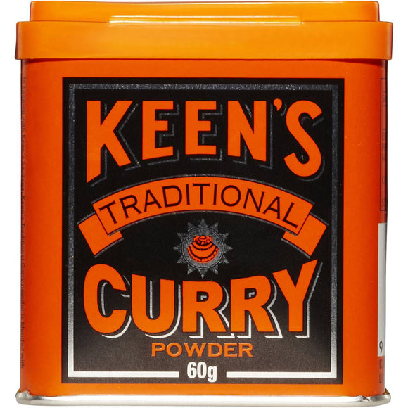 Keens Curry Powder - tin 60g
