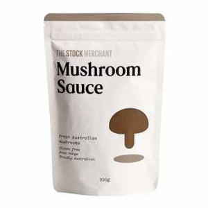 The Stock Merchant Mushroom Sauce - 300g