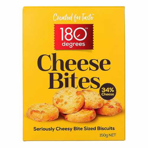180 degrees Cheese Bites - 150g