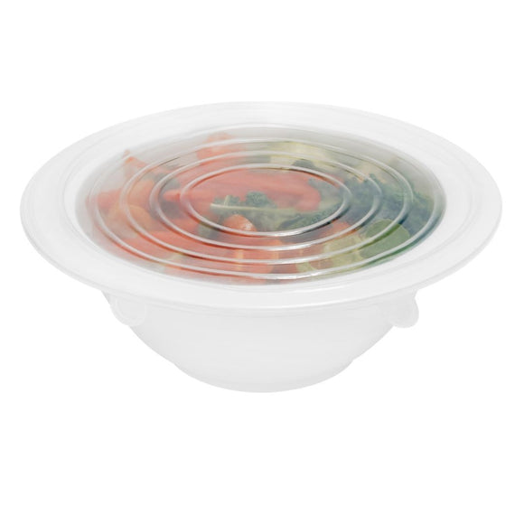 Little Mashies Reusable Silicone Bowl Cover - Extra Large