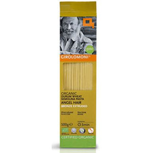 Girolomoni Organic Durum Wheat Semolina Pasta Angel Hair 500g