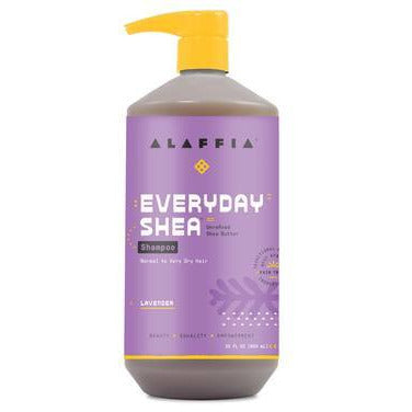 Alaffia Everyday Shea Butter Moisturizing Lavender Shampoo 950ml