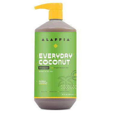 Alaffia Everyday Purely Coconut Shampoo 950ml
