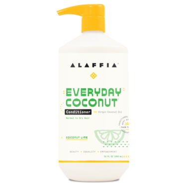 Alaffia Everyday Natural Coconut LIME Conditioner 950ml