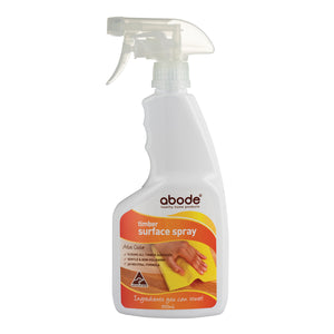 Abode Timber Surface Spray Atlas Cedar 500ml Spray