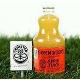 Greenwoods Biodynamic 100% Apple Juice (glass bottle) 1L