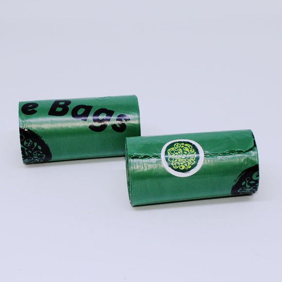BioGone Landfill Biodegradable Dog/Nappy Bag -  x1 roll of 20 bags